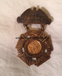 1941 Maneuvers Medal